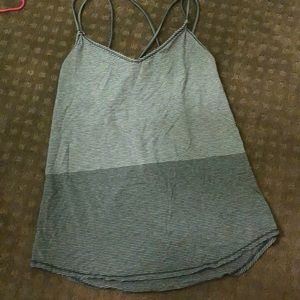 Lululemon Striped Strappy Tank 6